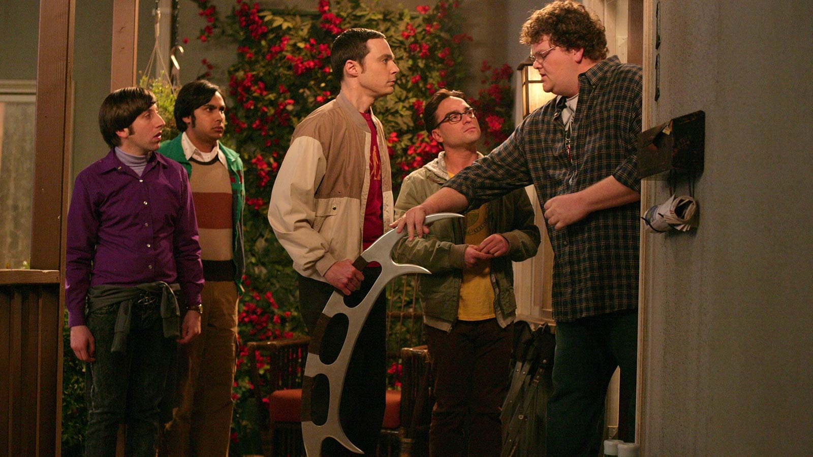 Watch The Big Bang Theory Season 4 Episode 19: The ...