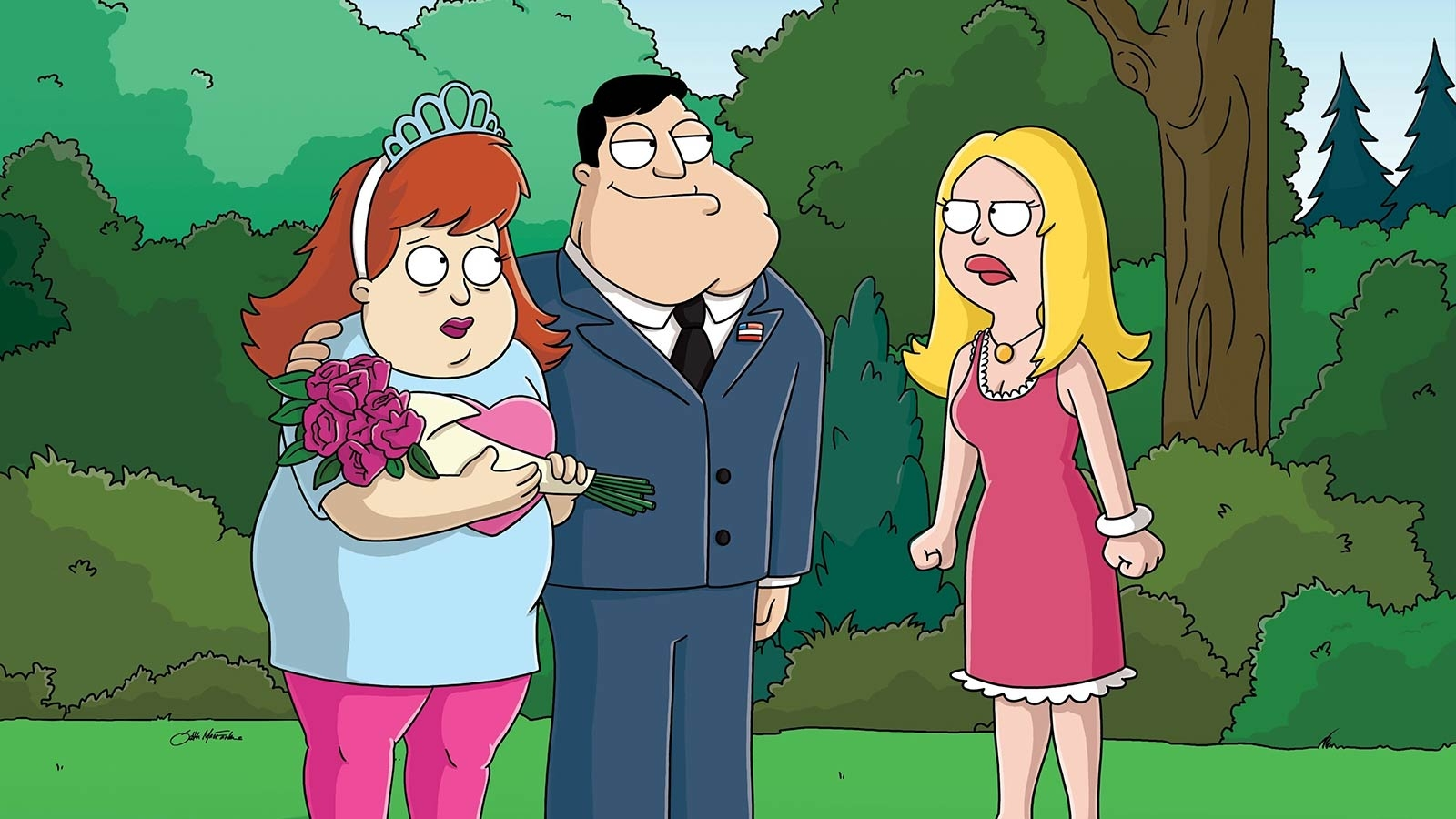 american dad death by dinner party reddit
