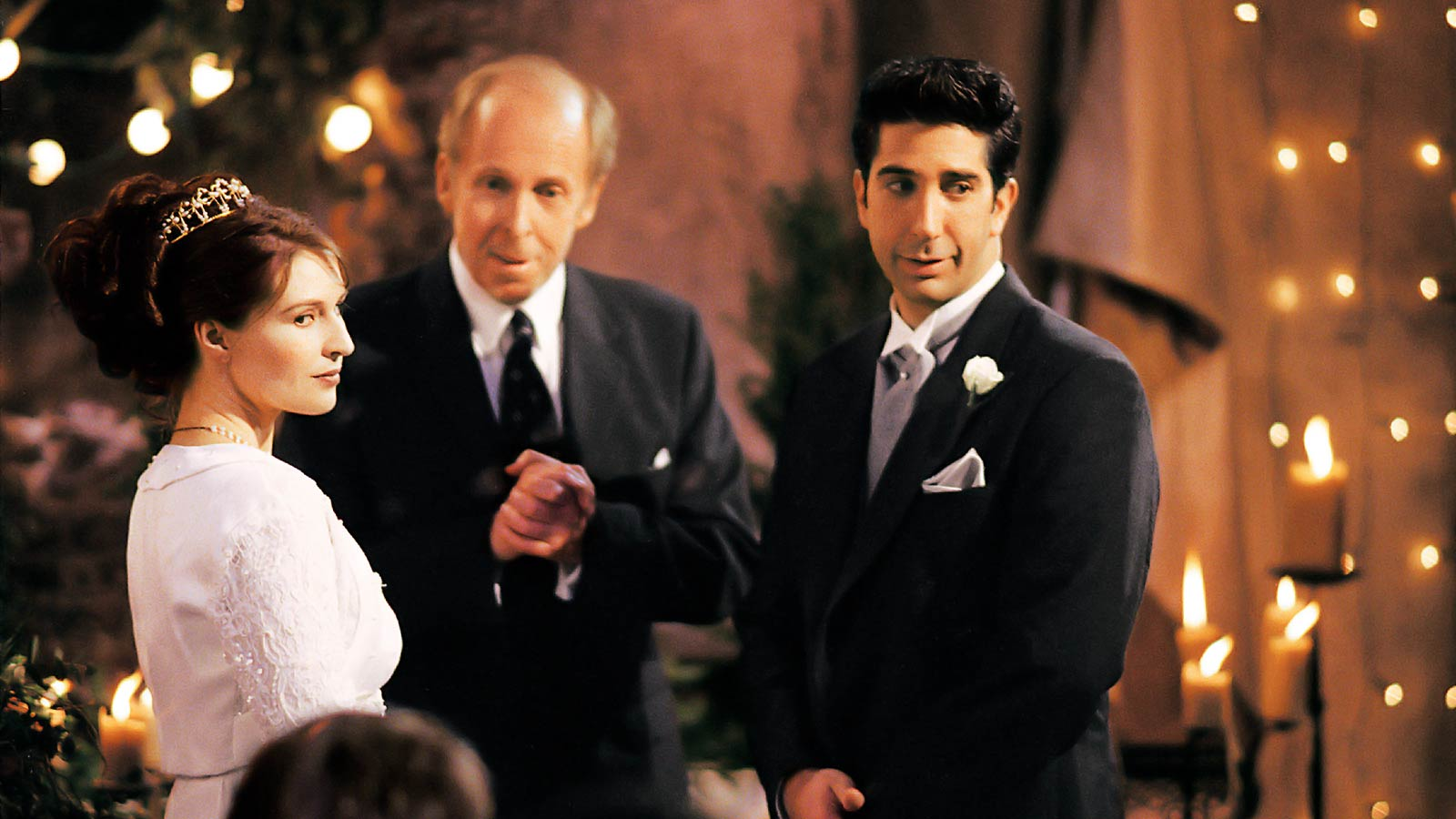 Image result for The One with Ross's Wedding: Part One