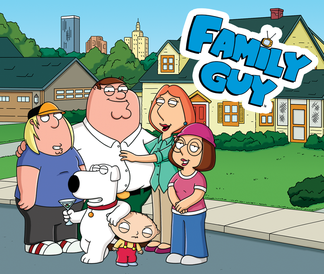 family guy tbs com