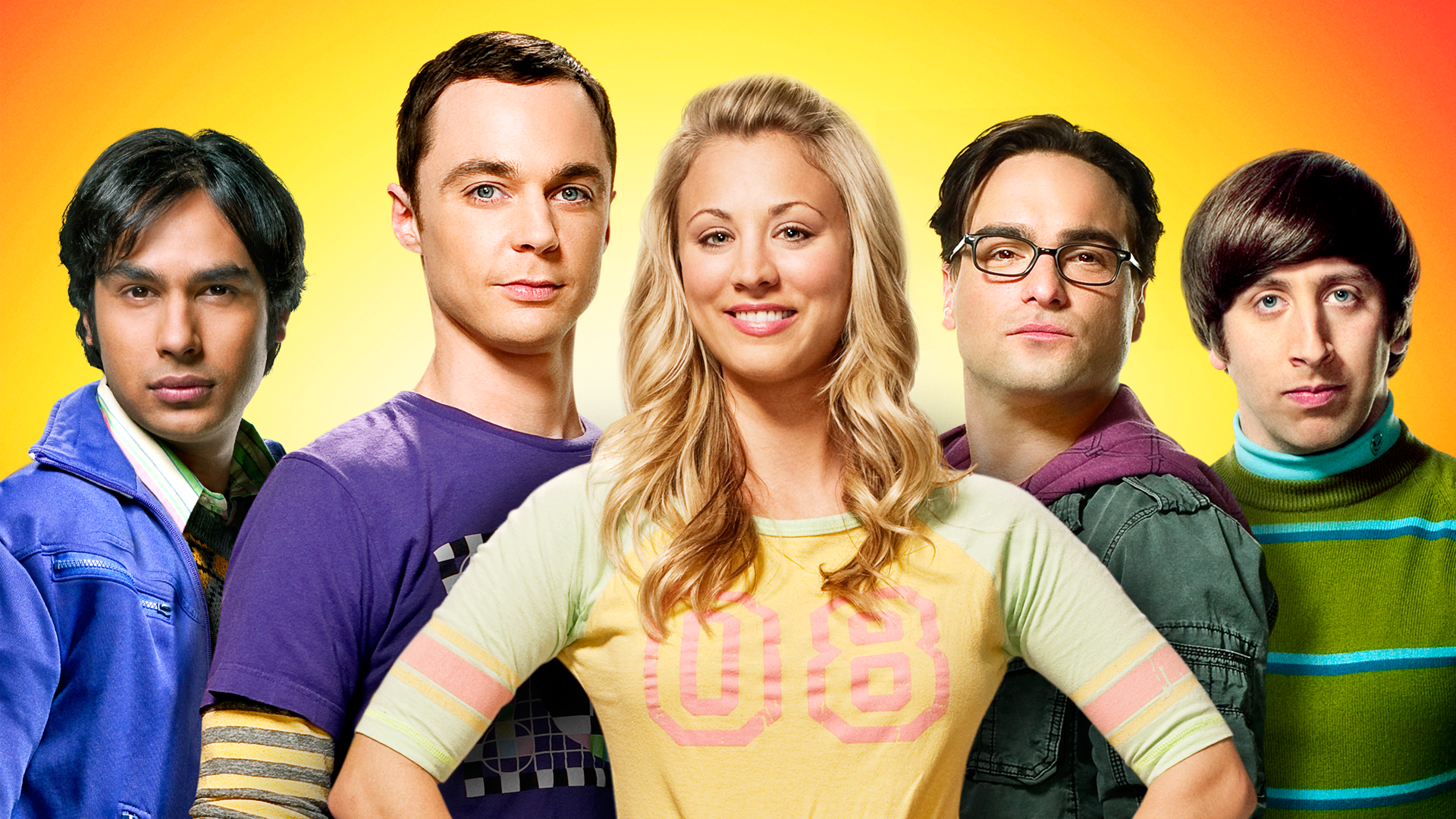 The Big Bang Theory Tbscom