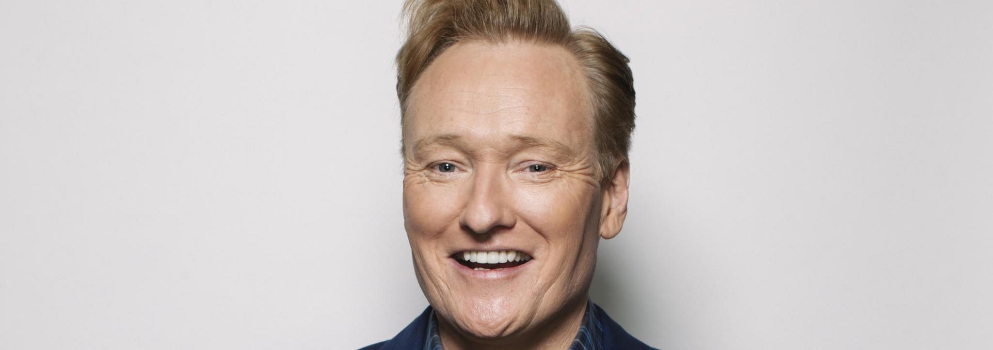 Conan O'Brien Filming A Haiti Special