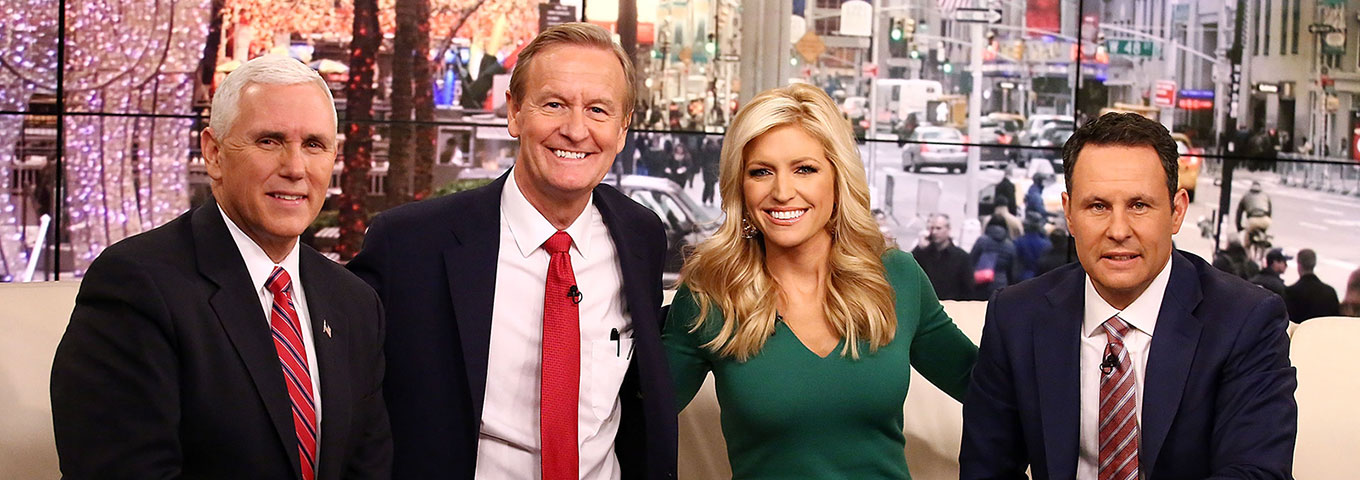 Submission to be Head Writer of Fox & Friends
