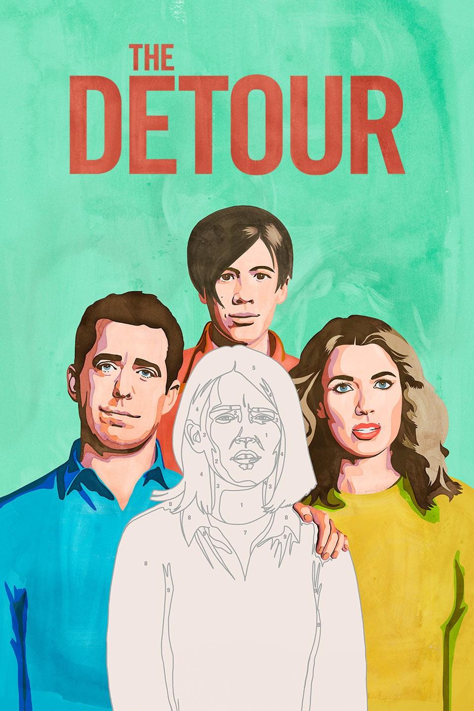The Detour | TBS com