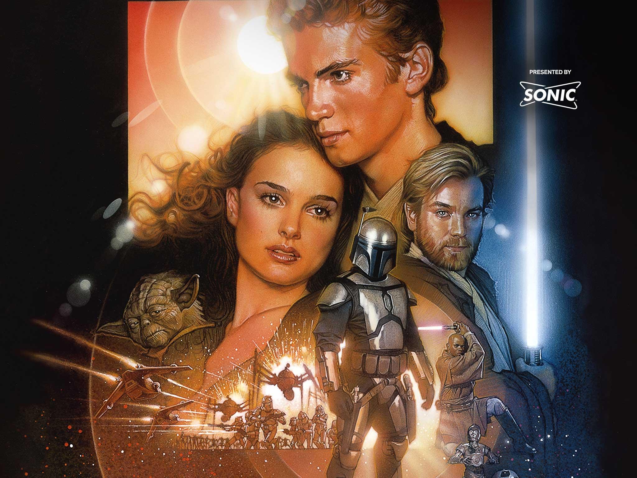 Star Wars Attack Of The Clones Tbscom