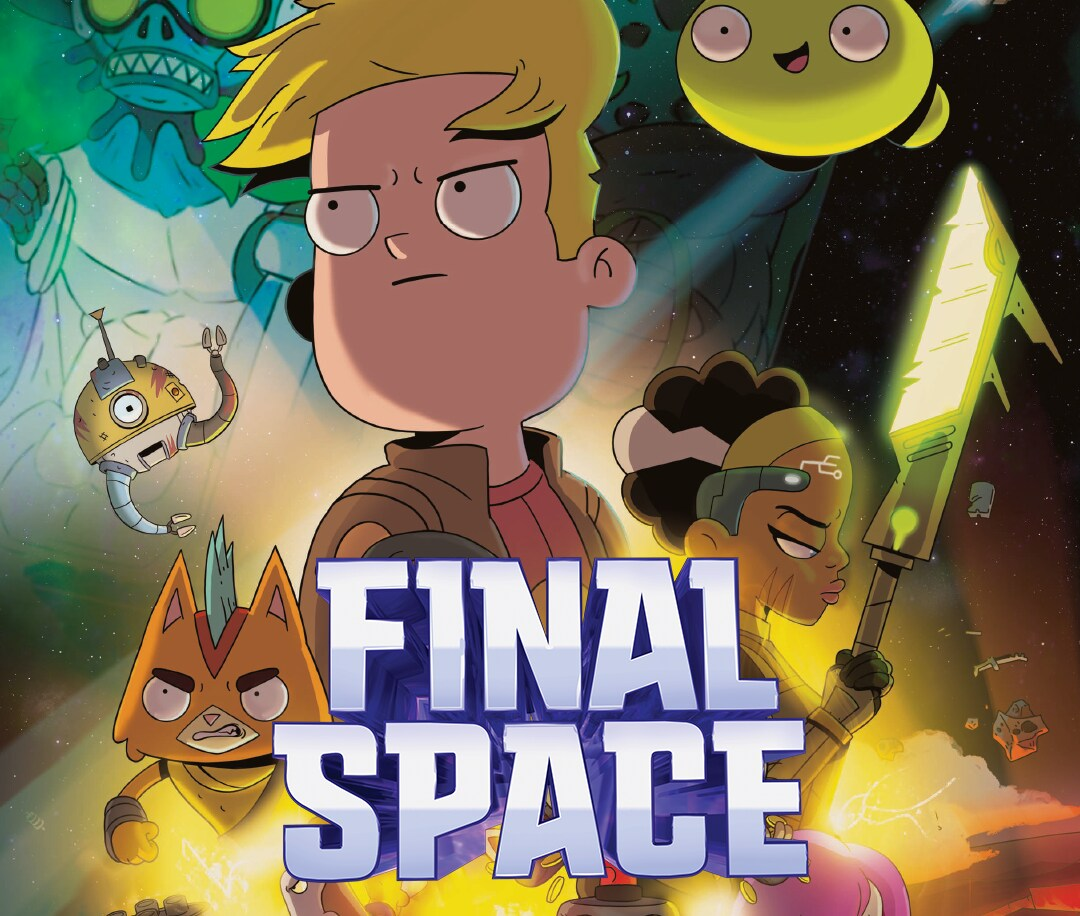 Final Space | TBS com