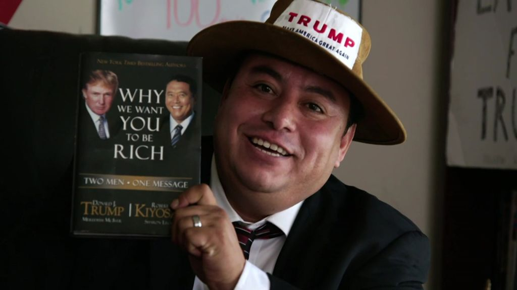 Latinos For Trump Tbs