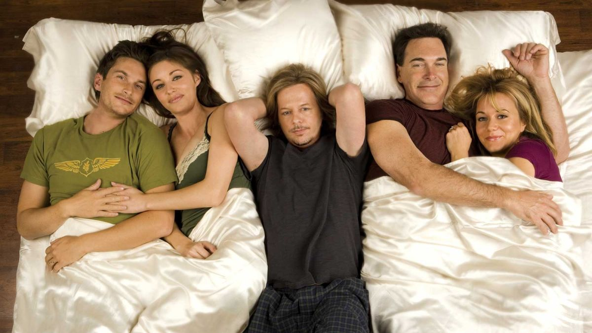 RULES OF ENGAGEMENT sitcoms