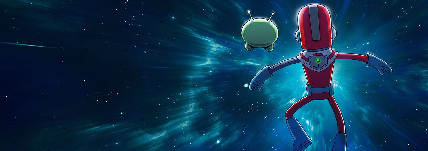 Final space ar app available now - Final space wallpaper ...