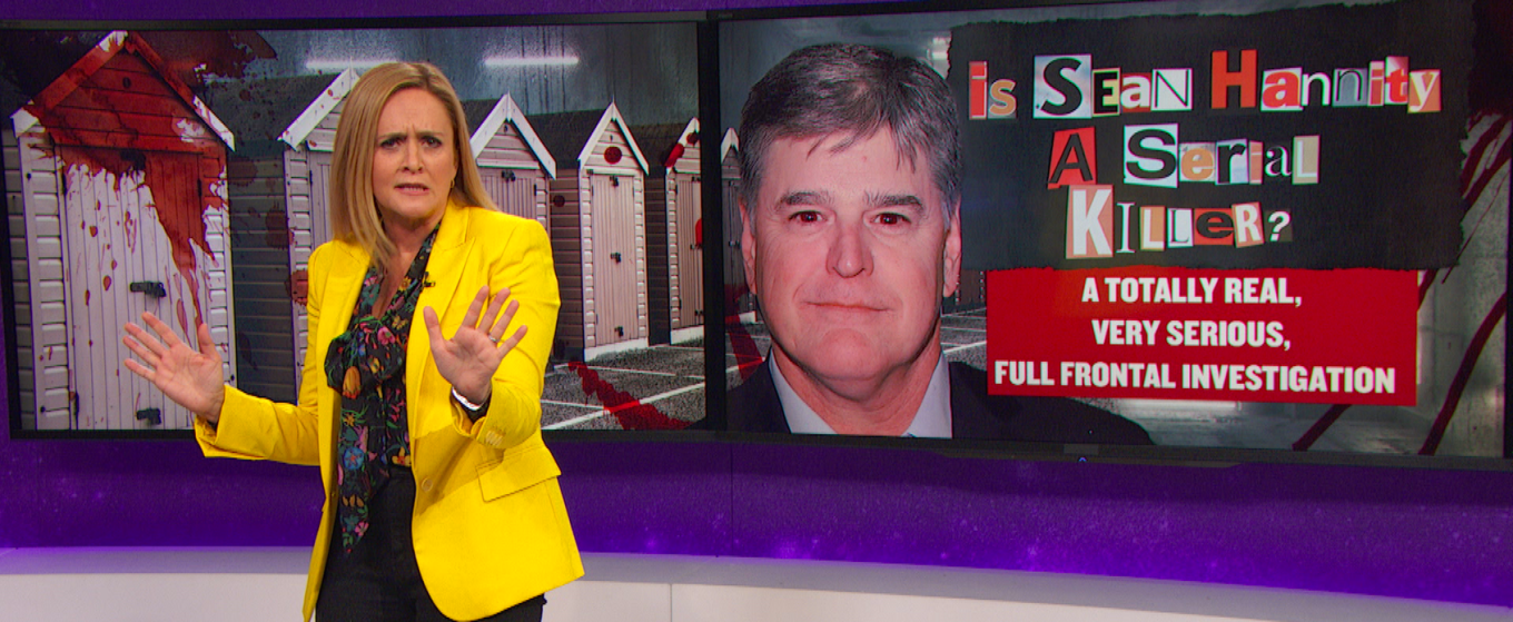 People Are Saying: Sean Hannity is a Serial Killer