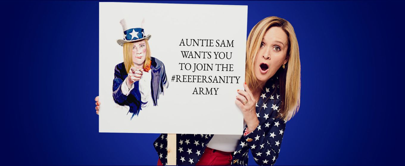 Join the #ReeferSanity Army