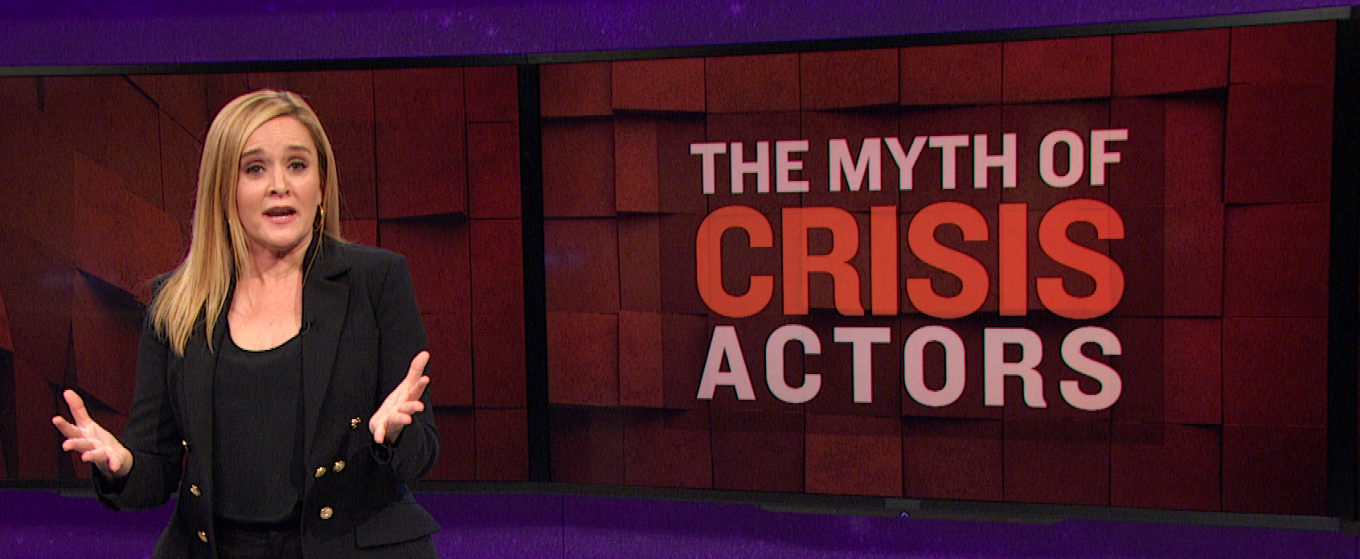 The Myth of Crisis Actors, Part 2