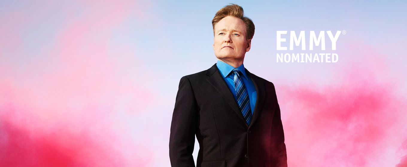 Conan at Comic-Con®: July 22, 2018