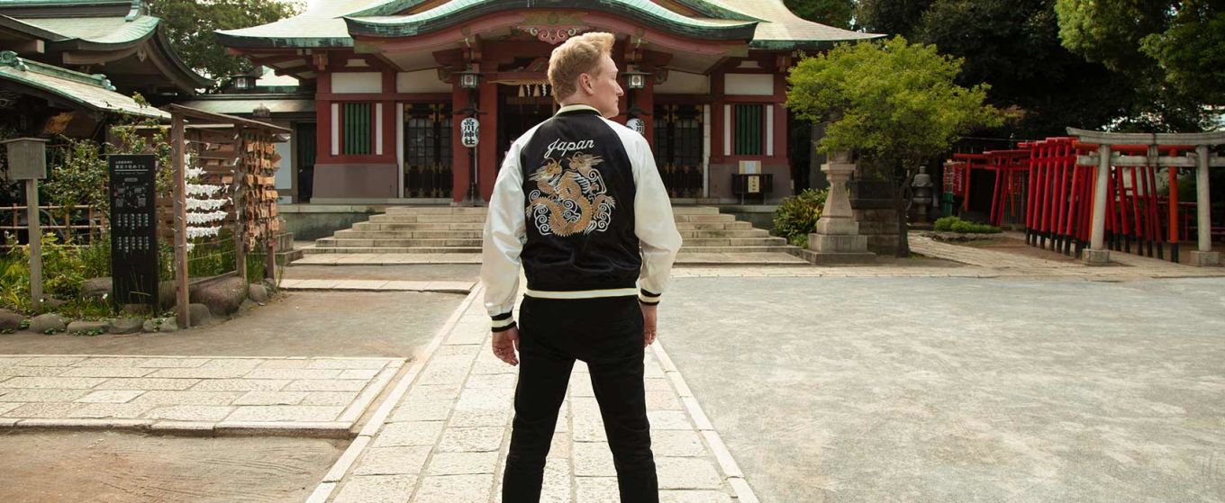 Conan Without Borders: Japan
