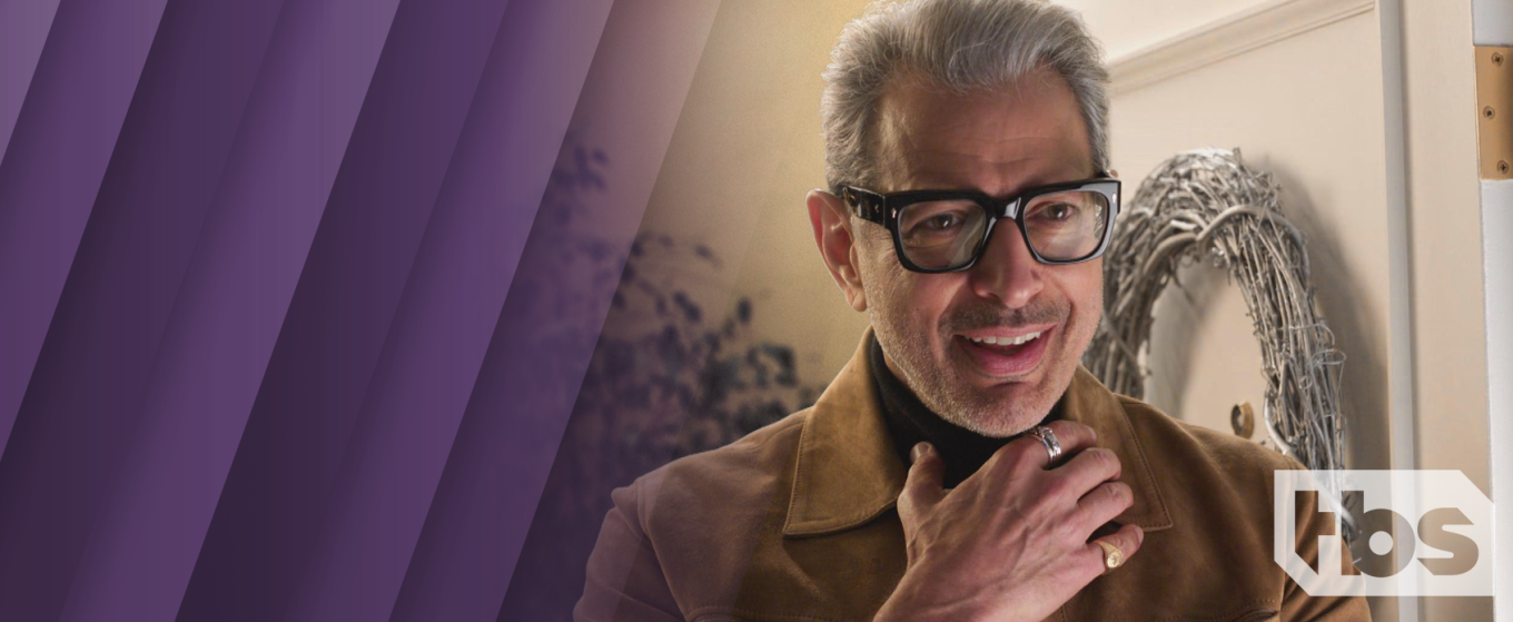 Christmas on I.C.E.: Jeff Goldblum, Actually