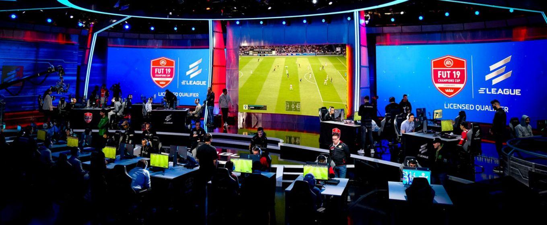 FIFA 19 PS4 Semis 1