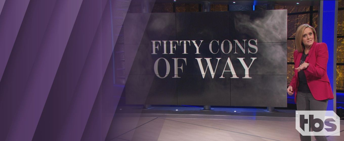 Fifty Cons of Way