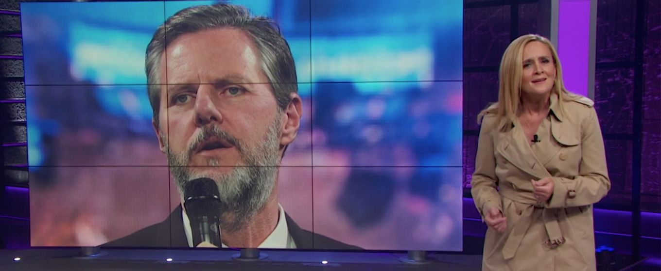 The Mysterious Case of Jerry Falwell Jr.