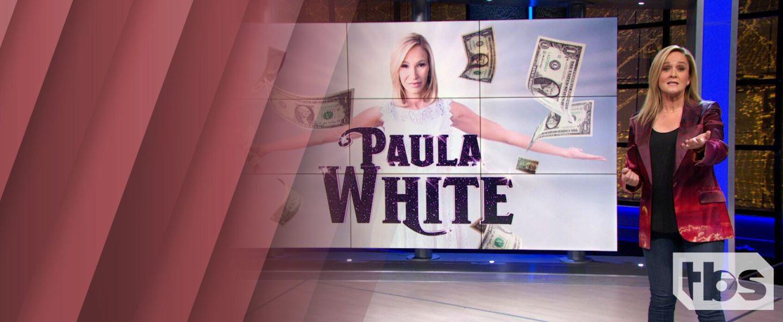 It's Paula's White House