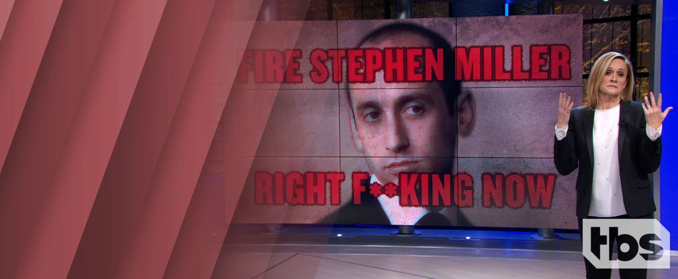 Stephen Miller Is Garbage And Needs To Be Fired Immediately