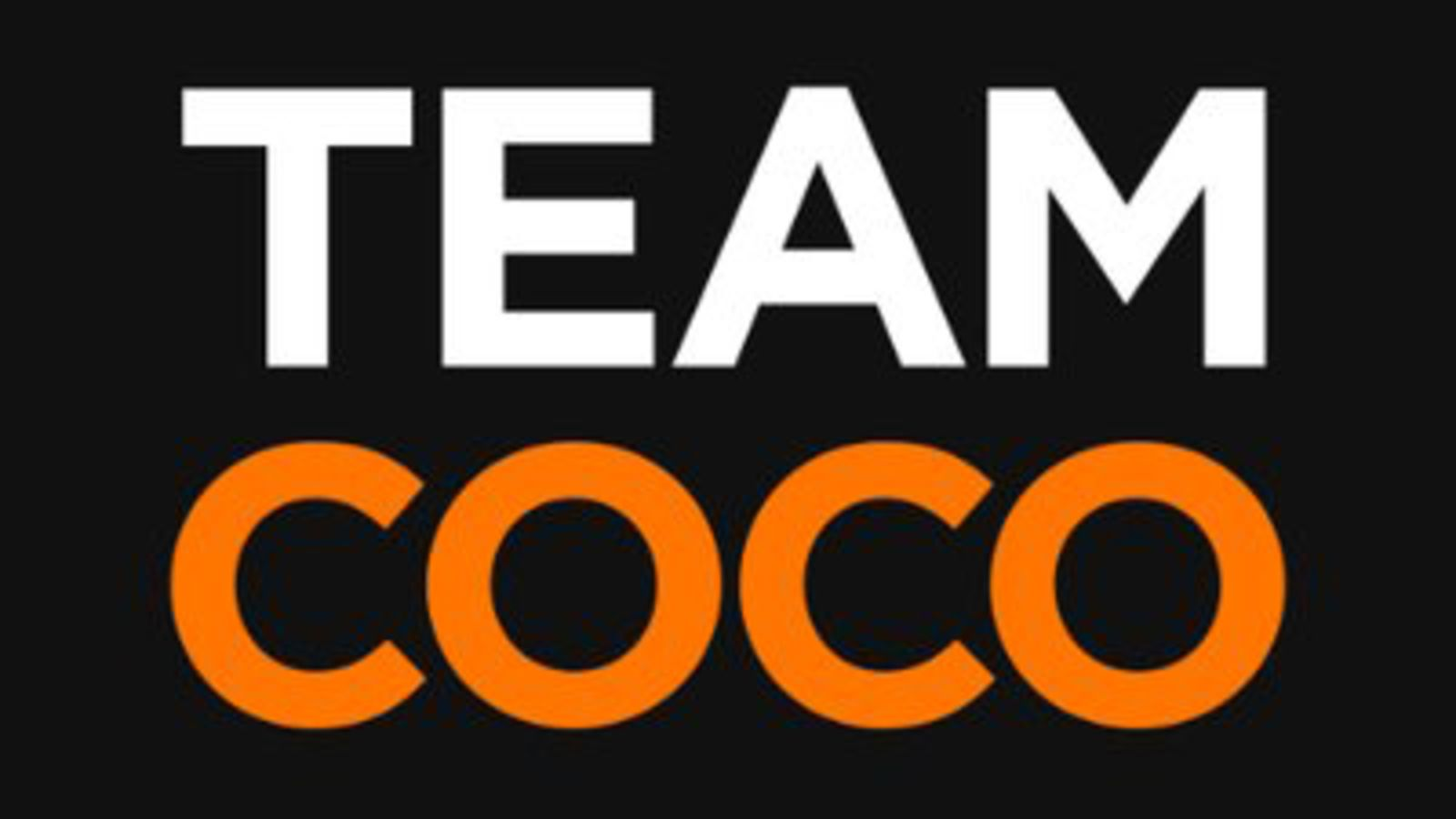 Team Coco TBS Expand Partnership