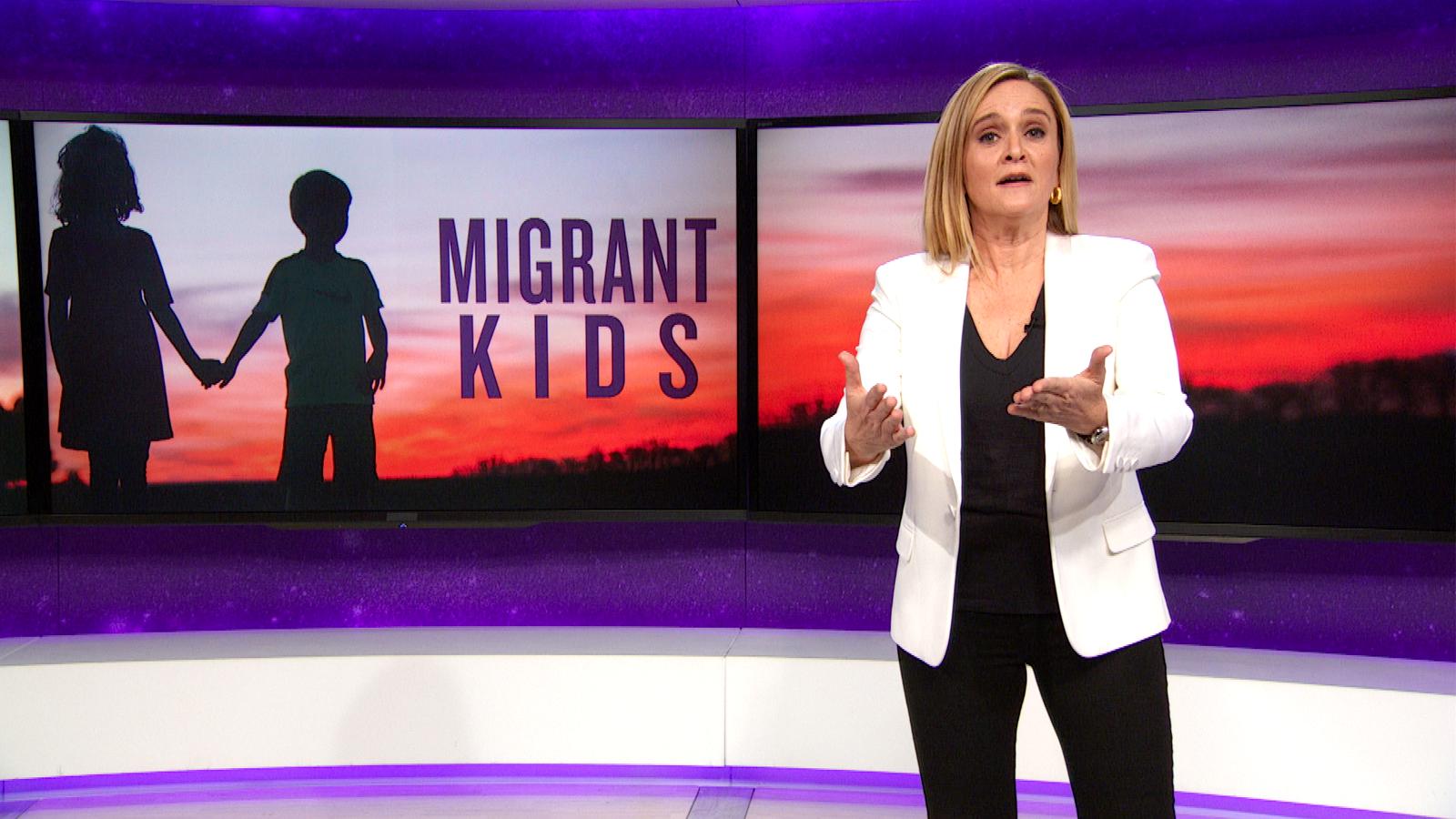 Missing Migrant Children Update | TBS.com