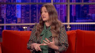 September 17, 2021 - Drew Barrymore on Talk Show