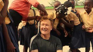 Conan In Haiti