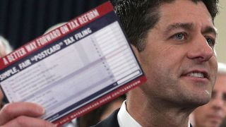 Designer Behind GOP's Tax Postcard Speaks