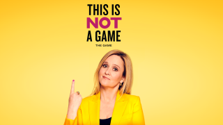 This is Not a Game: The Game