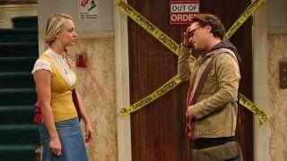Kaley Cuoco chooses her favorite Big Bang Theory episodes