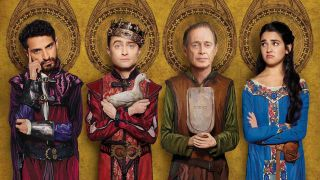 The Cast of Miracle Workers: Dark Ages Hit Medieval Times