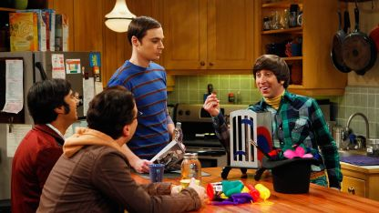 Mayim Bialik chooses her favorite Big Bang Theory episodes