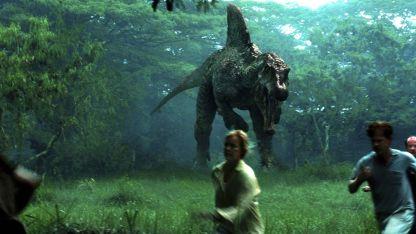 Jurassic Park III [Uncut]