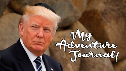 Donald J. Trump's Study Abroad Journal