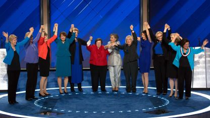 10 Democratic Senators Who Have Never Groped Anyone
