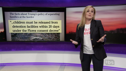 Full Frontal with Samantha Bee