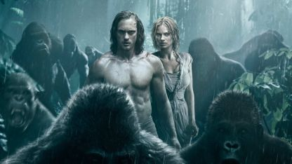 The Legend of Tarzan [Uncut]