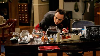 Jim Parsons chooses his favorite Big Bang Theory episodes