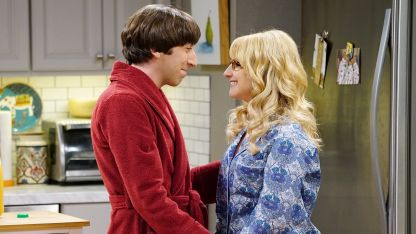 Melissa Rauch chooses her favorite Big Bang Theory episodes