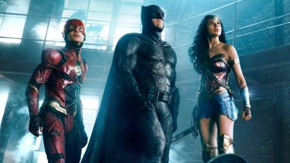 Justice League [Uncut]
