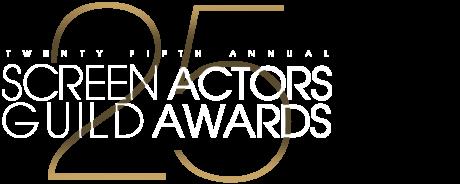 Megan Mullally hosts the SAG Awards